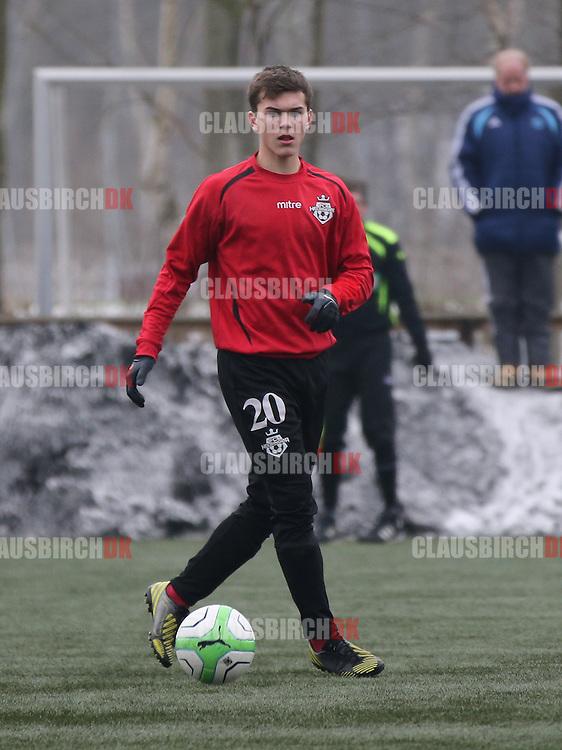 Jonathan Petersen (FC Helsingør).