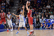DESCRIZIONE : Eurolega Euroleague 2015/16 Group D Dinamo Banco di Sardegna Sassari - Brose Basket Bamberg<br /> GIOCATORE : Nikos Zisis<br /> CATEGORIA : Tiro Tre Punti Three Point Controcampo<br /> SQUADRA : Brose Basket Bamberg<br /> EVENTO : Eurolega Euroleague 2015/2016<br /> GARA : Dinamo Banco di Sardegna Sassari - Brose Basket Bamberg<br /> DATA : 13/11/2015<br /> SPORT : Pallacanestro <br /> AUTORE : Agenzia Ciamillo-Castoria/L.Canu