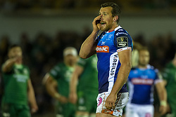 March 22, 2019 - Ireland - Alberto Sgarbi of Benetton during the Guinness PRO14 match between Connacht Rugby and Benetton Rugby at the Sportsground in Galway, Ireland on March 22, 2019  (Credit Image: © Andrew Surma/NurPhoto via ZUMA Press)