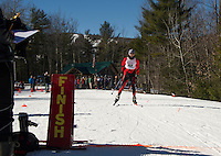 St Paul's Nordic races at Gunstock.  ©2016 Karen Bobotas Photographer