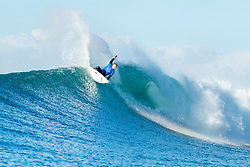 Jul 15, 2017 - Jeffreys Bay, South Africa - Bede Durbidge of Australia advancing directly to Round Three of the Corona Open J-Bay after winning Heat 2 of Round One at Supertubes, Jeffreys Bay, South Africa. (Credit Image: © Kelly Cestari/World Surf League via ZUMA Wire)