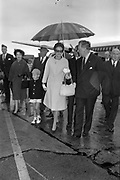 25/08/1963<br /> 08/25/1963<br /> 25 August 1963<br /> Royal Visit by Prince Rainier and Princess Grace of Monaco. The Royal family arrive at Dublin Airport. Princess Grace and Prince Albert on the runway at Dublin Airport.