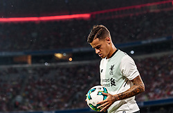 01.08.2017, Allianz Arena, Muenchen, GER, Audi Cup, FC Bayern Muenchen vs FC Liverpool, im Bild Philippe Coutinho (FC Liverpool) // during the Audi Cup Match between FC Bayern Munich and FC Liverpool at the Allianz Arena, Munich, Germany on 2017/08/01. EXPA Pictures © 2017, PhotoCredit: EXPA/ JFK