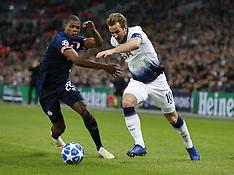 Tottenham Hotspur v PSV Eindhoven - 06 Nov 2018