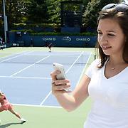 (US Open 2014)  Photos by Jon Simon/Feature Photo Service for IBM