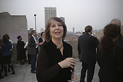 Dawn Ades, Curator of exhibition,-Undercover Surrealism - private view, Hayward Gallery, South Bank, London,. 9 May 2006. ONE TIME USE ONLY - DO NOT ARCHIVE  © Copyright Photograph by Dafydd Jones 66 Stockwell Park Rd. London SW9 0DA Tel 020 7733 0108 www.dafjones.com
