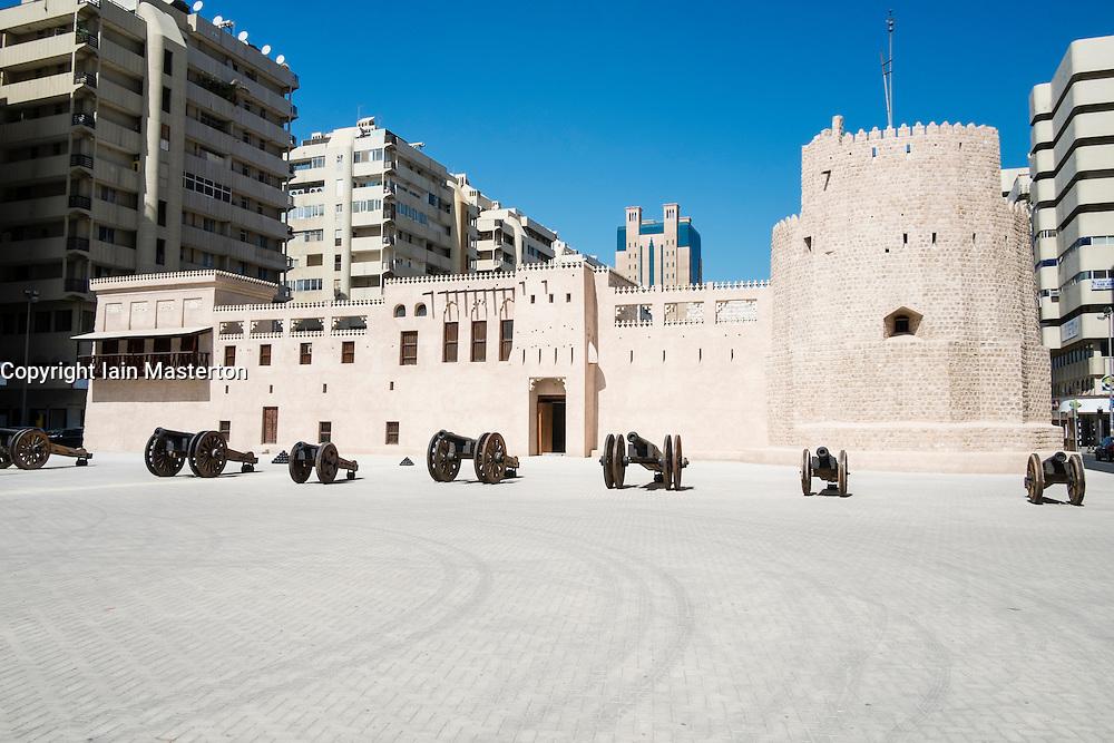 Al Hisn  Fort in Sharjah United Arab Emirates