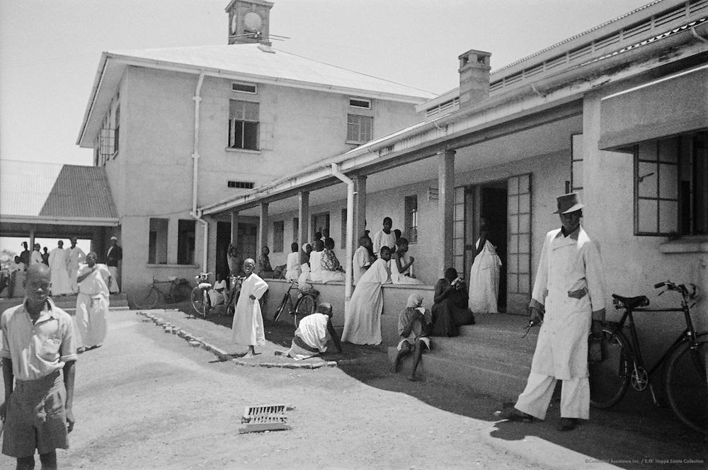 Makere College, Kampala, Uganda, Africa, 1937