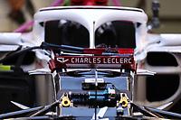 Charles Leclerc Alfa Romeo Sauber<br /> Monza 30-08-2018 GP Italia <br /> Formula 1 Championship 2018 <br /> Foto Federico Basile / Insidefoto