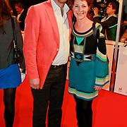 NLD/Den Haag/20110406 - Premiere Alle Tijden, Haye van der Heijden en partner Veronique van der Scheer