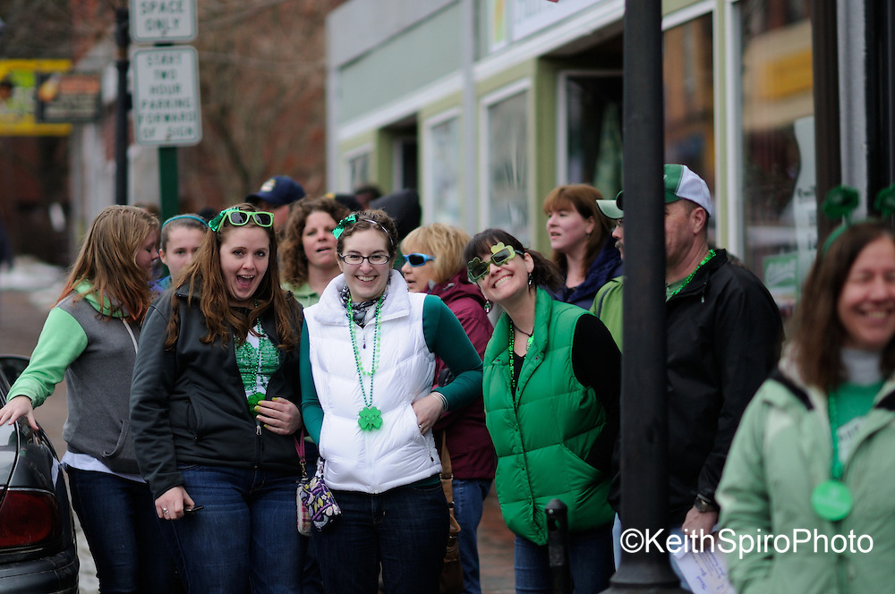 Byrnes Irish Pub on St. Patrick's day is a celebration of everything Irish and everything that is community. Happy Sixth anniversary to Byrnes Pub, Bath Maine
