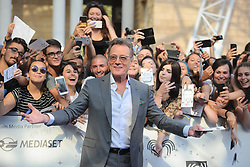 July 20, 2017 - Giffoni Valle Piana, Salerno, Italy - The american actor, voice actor, screenwriter, director and producer Bryan Cranston, that plays the role of Walter White on the AMC crime drama series ''Breaking Bad'', attends the Giffoni Film Festival 2017 on July 20, 2017 in Giffoni Valle Piana, Italy. (Credit Image: © Ivan Romano/Pacific Press via ZUMA Wire)