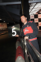KENNY LOGAN at an evening of go-karting hosted by Tag Heuer at Docklands Raceway, 3 Herringham Road, London SE7 on 16th June 2010.