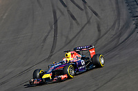VETTEL Sebastian (Ger) Red Bull Renault Rb10 action  during the 2014 Formula One World Championship, Russia Grand Prix from October 9th to 12th 2014 in Sotchi, Russia. Photo Eric Vargiolu / DPPI.