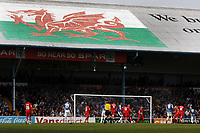 Last league game at the Old ground. Cardiff City v Ipswich Town 25/4/2009 Ninian Park Credit : Colorsport / Andrew Cowie