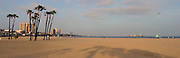 The Coast of Long Beach California