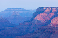 Sunrise on the Grand Canyon from Desert View Point, Grand Canyon National Park Arizona