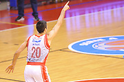 DESCRIZIONE : Reggio Emilia Lega A 2014-15 Grissin Bon Reggio Emilia - Banco di Sardegna Dinamo Sassari playoff Finale gara 5 <br /> GIOCATORE : Cinciarini Andrea<br /> CATEGORIA : Esultanza Mani  Low<br /> SQUADRA : GrissinBon Reggio Emilia<br /> EVENTO : LegaBasket Serie A Beko 2014/2015<br /> GARA : Grissin Bon Reggio Emilia - Banco di Sardegna Dinamo Sassari playoff Finale  gara 1<br /> DATA : 22/06/2015 <br /> SPORT : Pallacanestro <br /> AUTORE : Agenzia Ciamillo-Castoria / A.Scaroni<br /> Galleria : Lega Basket A 2014-2015 Fotonotizia : Reggio Emilia Lega A 2014-15 Grissin Bon Reggio Emilia - Banco di Sardegna Dinamo Sassari playoff Finale  gara 5<br /> Predefinita :