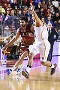DESCRIZIONE : Roma Campionato Lega A 2013-14 Acea Virtus Roma Umana Reyer Venezia<br /> GIOCATORE : Vitali Luca<br /> CATEGORIA : palleggio penetrazione<br /> SQUADRA : Umana Reyer Venezia<br /> EVENTO : Campionato Lega A 2013-2014<br /> GARA : Acea Virtus Roma Umana Reyer Venezia<br /> DATA : 05/01/2014<br /> SPORT : Pallacanestro<br /> AUTORE : Agenzia Ciamillo-Castoria/M.Simoni<br /> Galleria : Lega Basket A 2013-2014<br /> Fotonotizia : Roma Campionato Lega A 2013-14 Acea Virtus Roma Umana Reyer Venezia<br /> Predefinita :