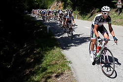 Luka Pibernik of KK Radenska during 1st Stage (164 km) at 19th Tour de Slovenie 2012, on June 14, 2012, in Novo Mesto, Slovenia. (Photo by Urban Urbanc / Sportida)