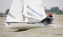08_003991 © Sander van der Borch. Medemblik - The Netherlands,  May 25th 2008 . Final day of the Delta Lloyd Regatta 2008.