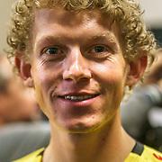 NLD/Veghel/20181221 - Presentatie van Team Jumbo, Koen Bouwman