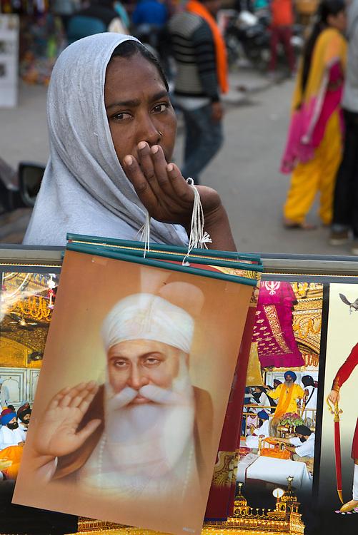 "The Harmandir Sahib ( Darbar Sahib) or the ""Golden Temple"",is the holiest Sikh gurdwara located in the city of Amritsar."