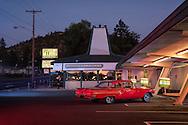 American Dreamscapes / Pilot Butte Drive In