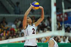 28-08-2010 VOLLEYBAL: WGP FINAL CHINA - USA: BEILUN NINGBO<br /> USA power beat China in straight sets / Alisha Glass<br /> ©2010-WWW.FOTOHOOGENDOORN.NL