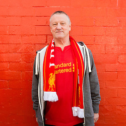 Anfield, Liverpool, UK. 15th April, 2014. <br /> Roy came to Anfield to pay his respects to the 96 who died 25 years ago at Hillsborough.