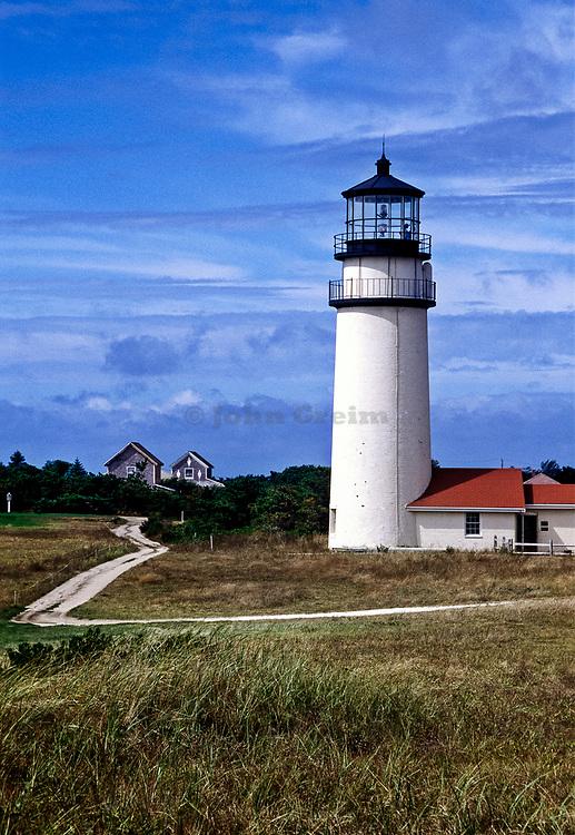 Highland Light lighthouse, Truro, Cape Cod