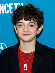 "Premiere of ""Honey Boy"" during the 2019 Sundance Film Festival held at the Eccles Theatre on January 25, 2019 in Park City, UT. © JPA / AFF-USA.COM. 25 Jan 2019 Pictured: Noah Jupe. Photo credit: JPA / AFF-USA.COM / MEGA TheMegaAgency.com +1 888 505 6342"
