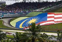 September 30, 2017 - Sepang, Malaysia - Motorsports: FIA Formula One World Championship 2017, Grand Prix of Malaysia, ..#14 Fernando Alonso (ESP, McLaren Honda) (Credit Image: © Hoch Zwei via ZUMA Wire)