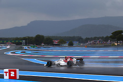 June 23, 2018 - Le Castellet, France - Motorsports: FIA Formula One World Championship 2018, Grand Prix of France, .#16 Charles Leclerc (MCO, Alfa Romeo Sauber F1 Team) (Credit Image: © Hoch Zwei via ZUMA Wire)