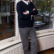 NLD/Amsterdam/20131031 - schrijver Tomas Ross