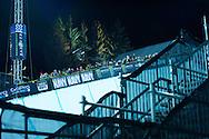 Taku Hiraoka during Snowboard Superpipe Eliminations at 2014 X Games Aspen at Buttermilk Mountain in Aspen, CO. ©Brett Wilhelm/ESPN