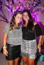 Quitéria Oliveira e Luiza Cauduro na Festa de inauguração do Viva Open Mall. FOTO: Dani Barcellos/ Agência Preview