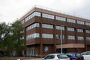 Suffolk Constabulary police headquarters, Martlesham, Suffolk, England