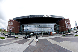 Arena Svyturio in Klaipeda at Eurobasket Lithuania 2011, on August 29, 2011, in Lithuania. (Photo by Vid Ponikvar / Sportida)
