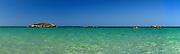 Mediterranean Seascape. Photographed in Israel, Kibbutz Maagan Michael