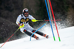 MAURBERGER Simon of Italy during the Audi FIS Alpine Ski World Cup Men's Slalom 58th Vitranc Cup 2019 on March 10, 2019 in Podkoren, Kranjska Gora, Slovenia. Photo by Matic Ritonja / Sportida