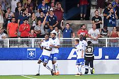 Auxerre vs Chateauroux - Coupe de la Ligue - 28 Aug 2018