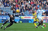 Huddersfield Town v Sheffield Wednesday 221114
