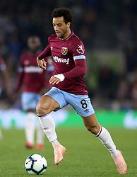 West Ham United's Felipe Anderson
