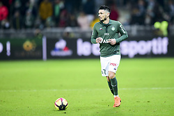 January 16, 2019 - Saint Etienne, France, FRANCE - CABELLA Remy  (Credit Image: © Panoramic via ZUMA Press)