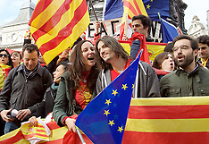 Catalonia Rally London 29th October 2017