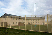 The enhanced prisoner wing of HMP/YOI Portland, a resettlement prison with a capacity for 530 prisoners. Dorset, United Kingdom.