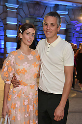 Laura Jackson and Jon Gorrigan at the Royal Academy Of Arts Summer Exhibition Preview Party 2018 held at The Royal Academy, Burlington House, Piccadilly, London, England. 06 June 2018.