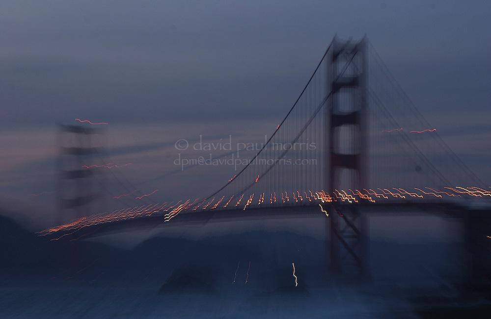 SAN FRANCISCO, CA:  Baker Beach in San Francisco, California. Photograph by David Paul Morris