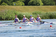 Race: 40  Event: Coxed Fours - Championship - Final<br /> <br /> National Schools Regatta 2018<br /> Sunday<br /> <br /> To purchase this photo, or to see pricing information for Prints and Downloads, click the blue 'Add to Cart' button at the top-right of the page. The Metropolitan Regatta 2018
